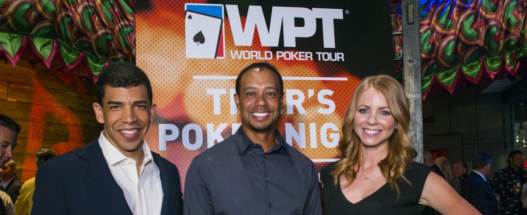 WPT Tiger's Poker Night 2015