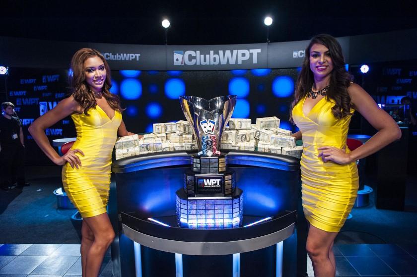 WPT Borgata Poker Open Season World Poker Tour - Borgata car show
