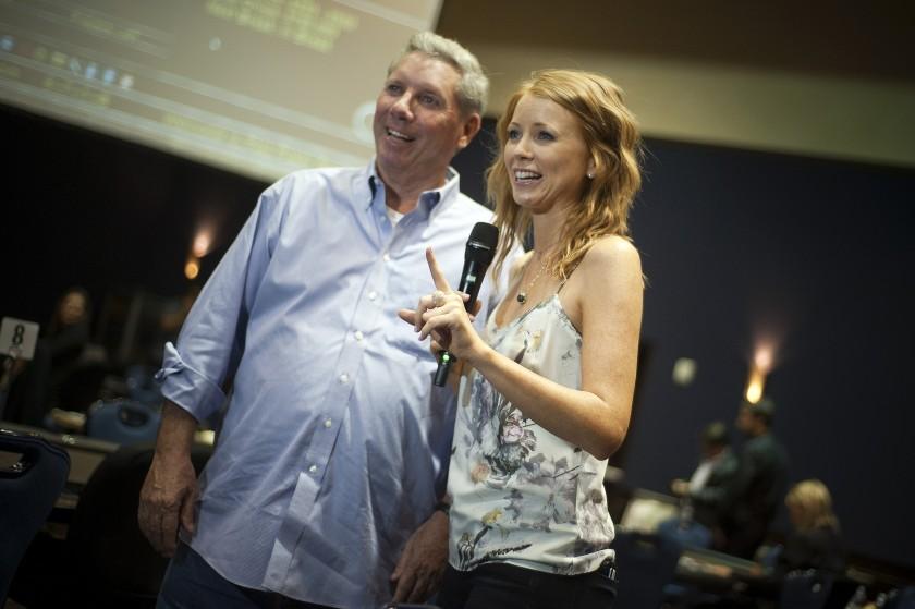 Lynn Gilmartin Interviews Mike Sexton