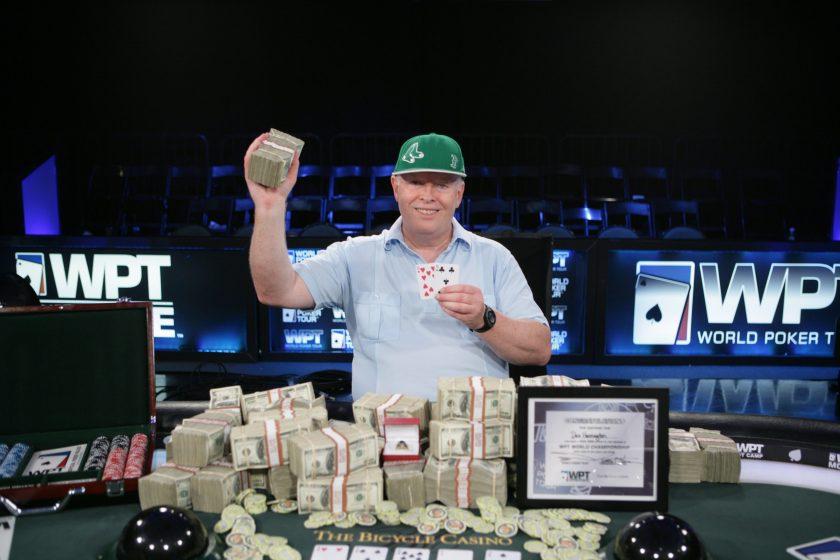 WPT Legends of Poker Dan Harrington