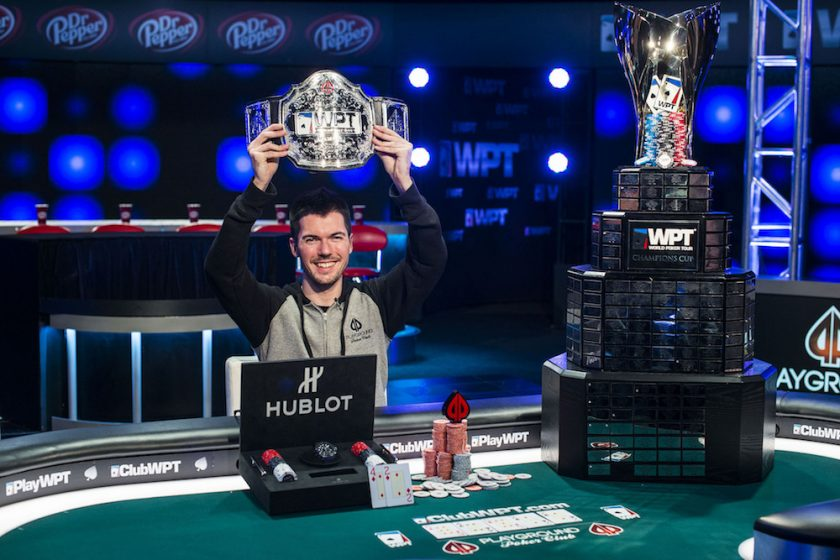Opening Round of WPT Montreal Ends With Canadian Players in the Lead