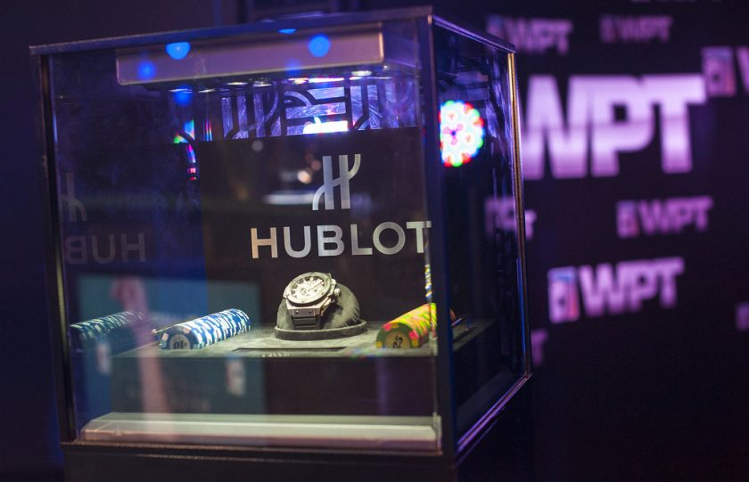 Hublot WPT Player of the Year