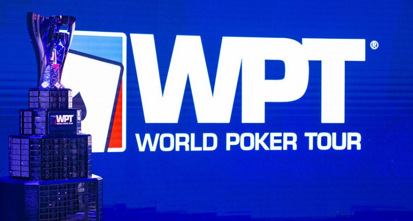 WPT Champions Cup and Logo