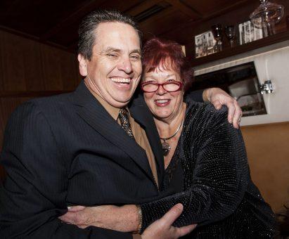 Matt Savage and Linda Johnson