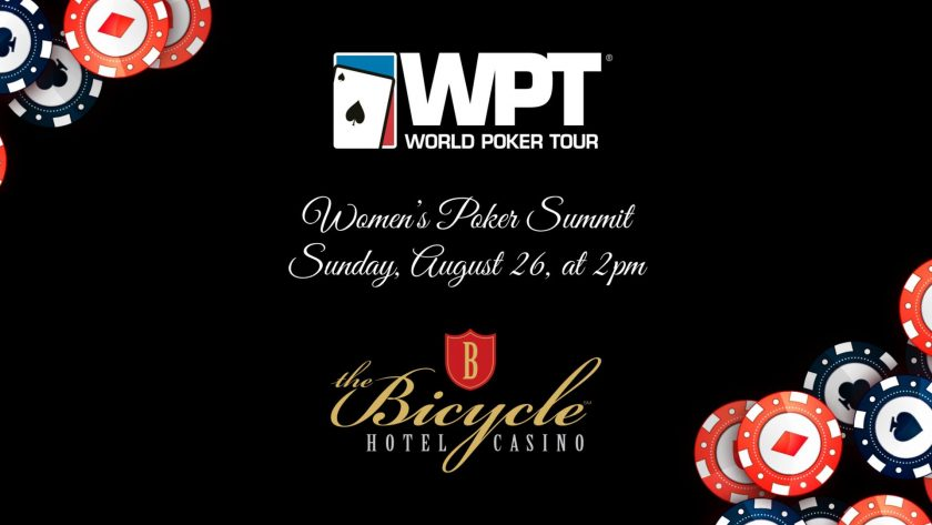 WPT Women's Poker Summit