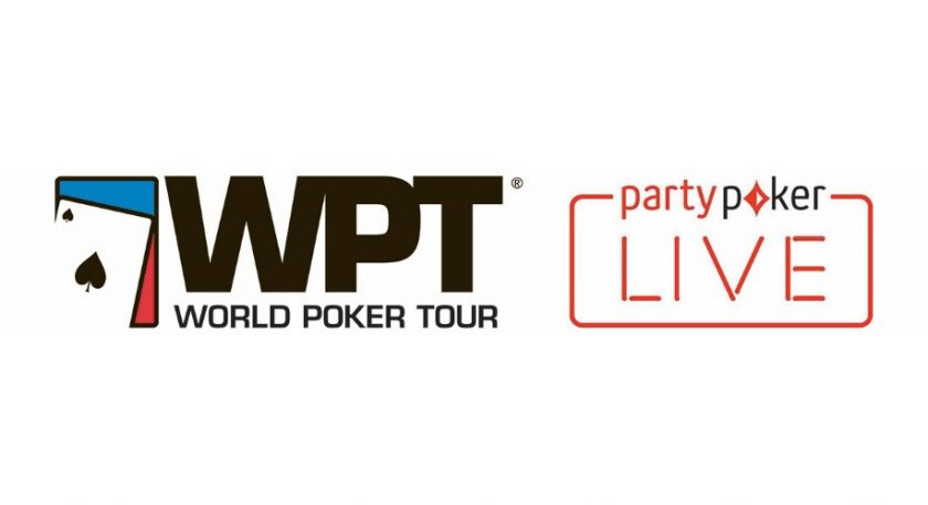 WPT partypoker LIVE
