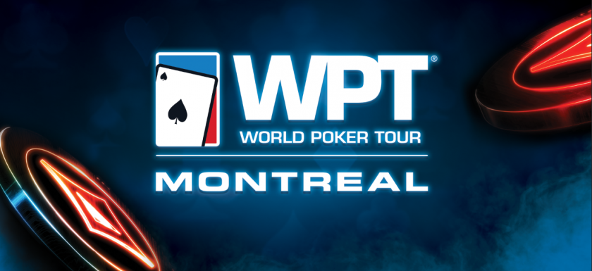 partypoker LIVE WPT Montreal