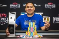 Daryl Aguirre Wins First Tournament Title at WPTDeepStacks Houston - World Poker Tour, WPT