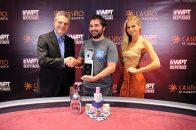 Francois Tosques Wins WPTDeepStacks Marrakech Main Event - World Poker Tour, WPT