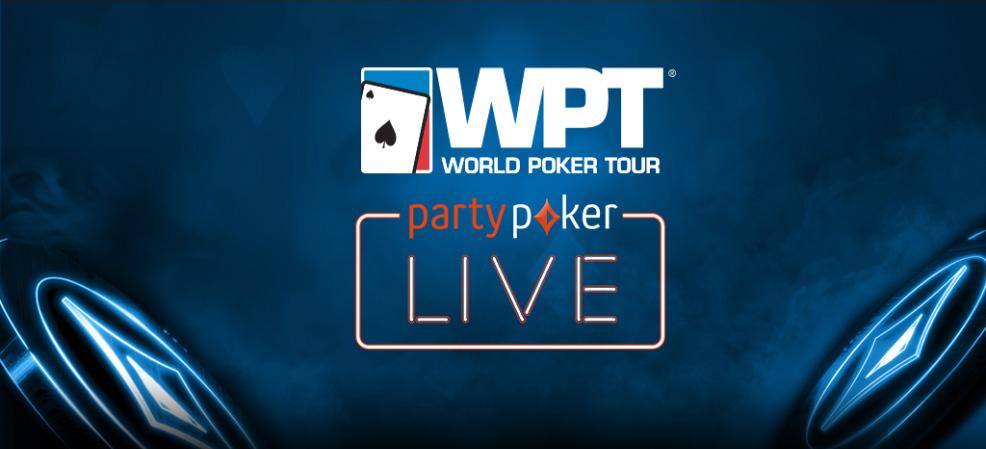 WPT partypoker LIVE