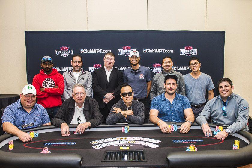 The WPTDeepStacks Houston Final Table - World Poker Tour, WPT, Texas - Photo by Drew Amato
