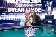 Dylan Linde Five Diamond World Poker Classic