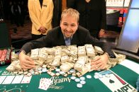 Daniel Negreanu Five Diamond Winner's Shot