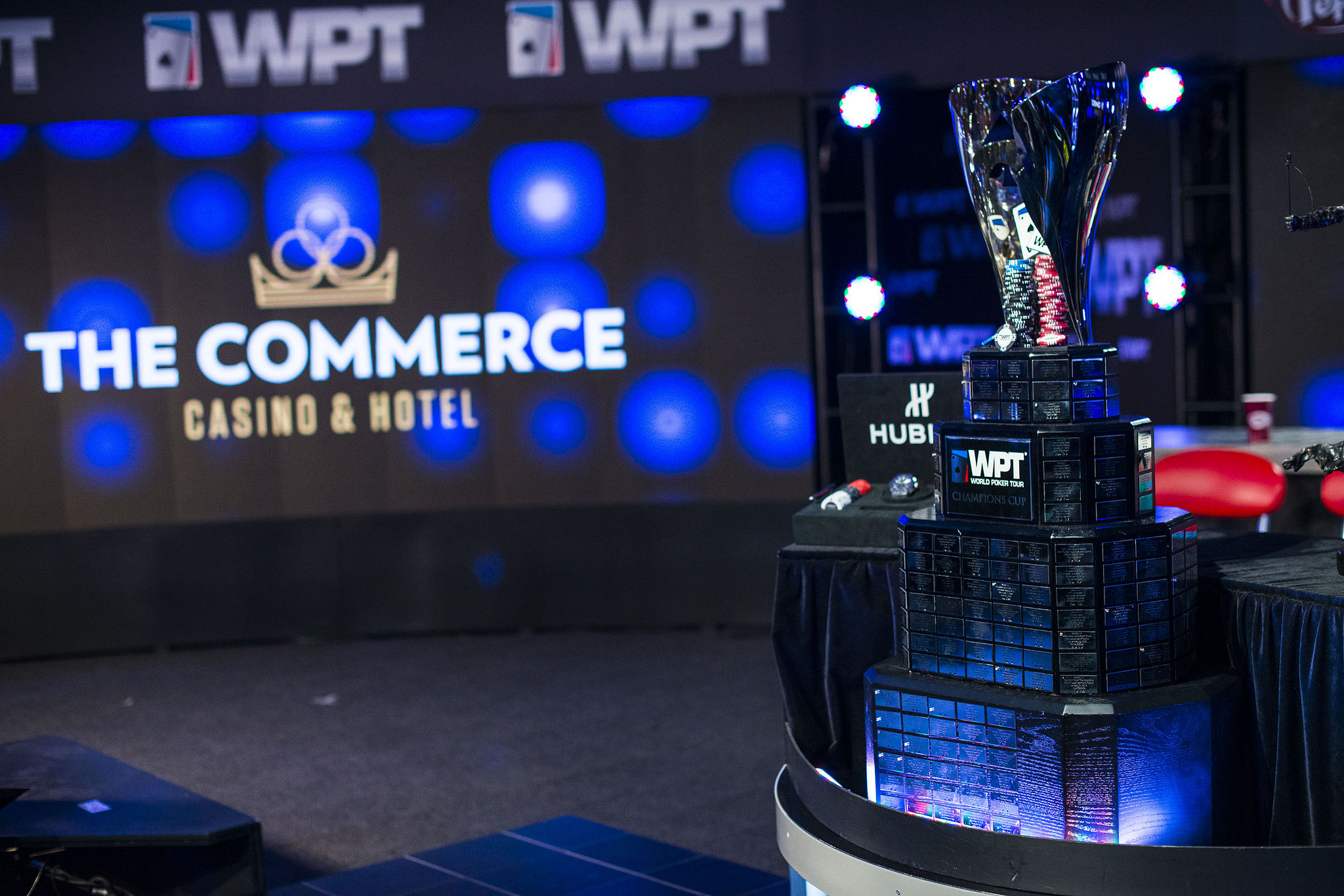 WPT Champions Cup Commerce Casino L.A. Poker Classic