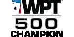 WPT500 Champion