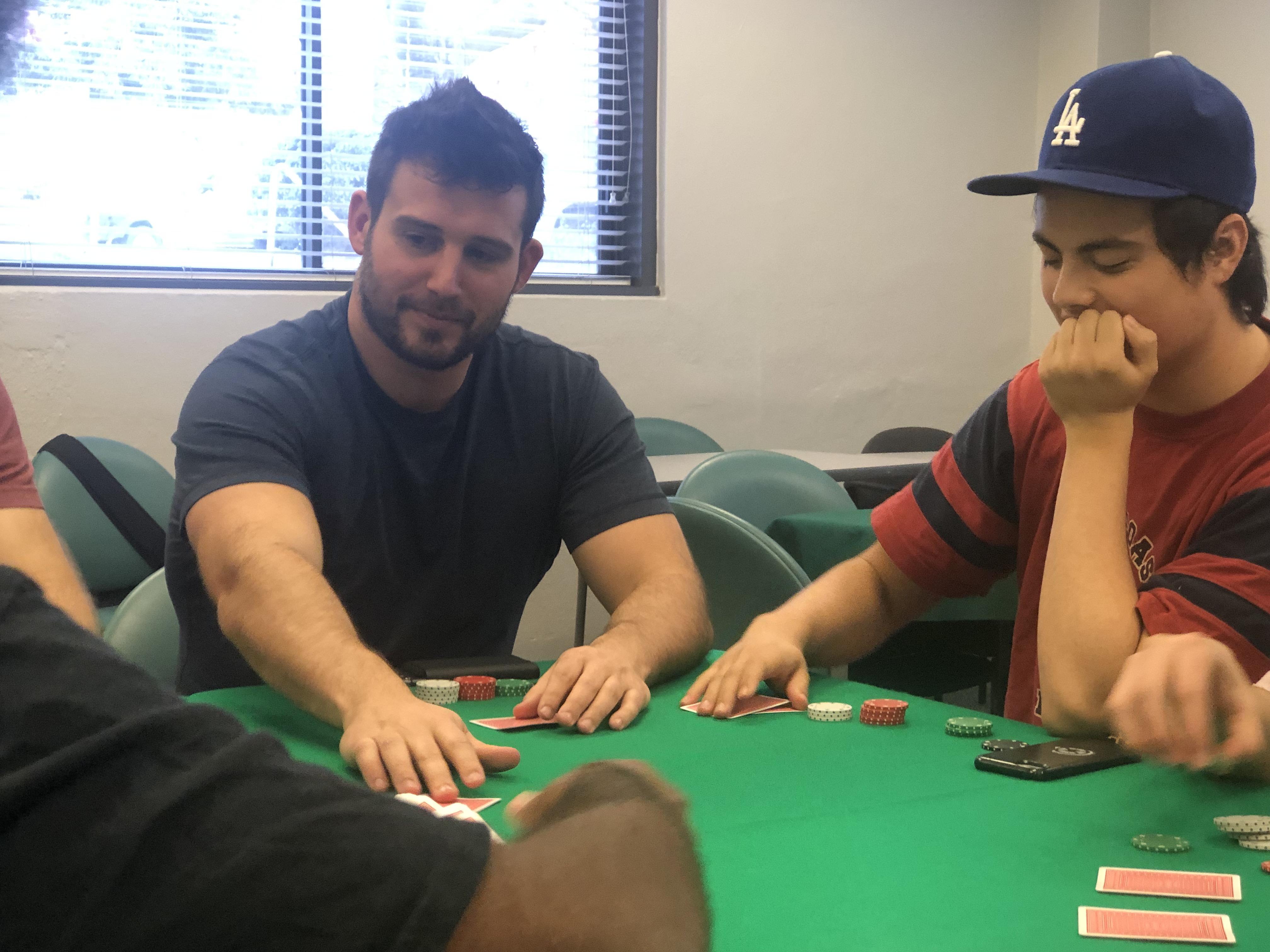 Darren Elias WPT LA Poker Classic