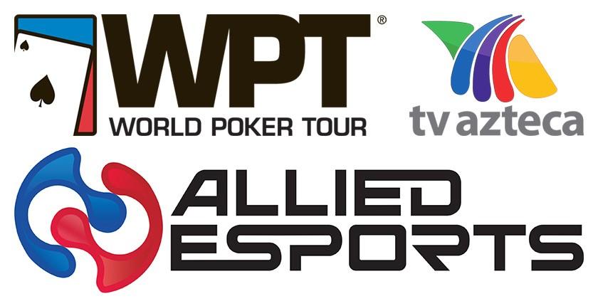 WPT Allied Esports TV Azteca