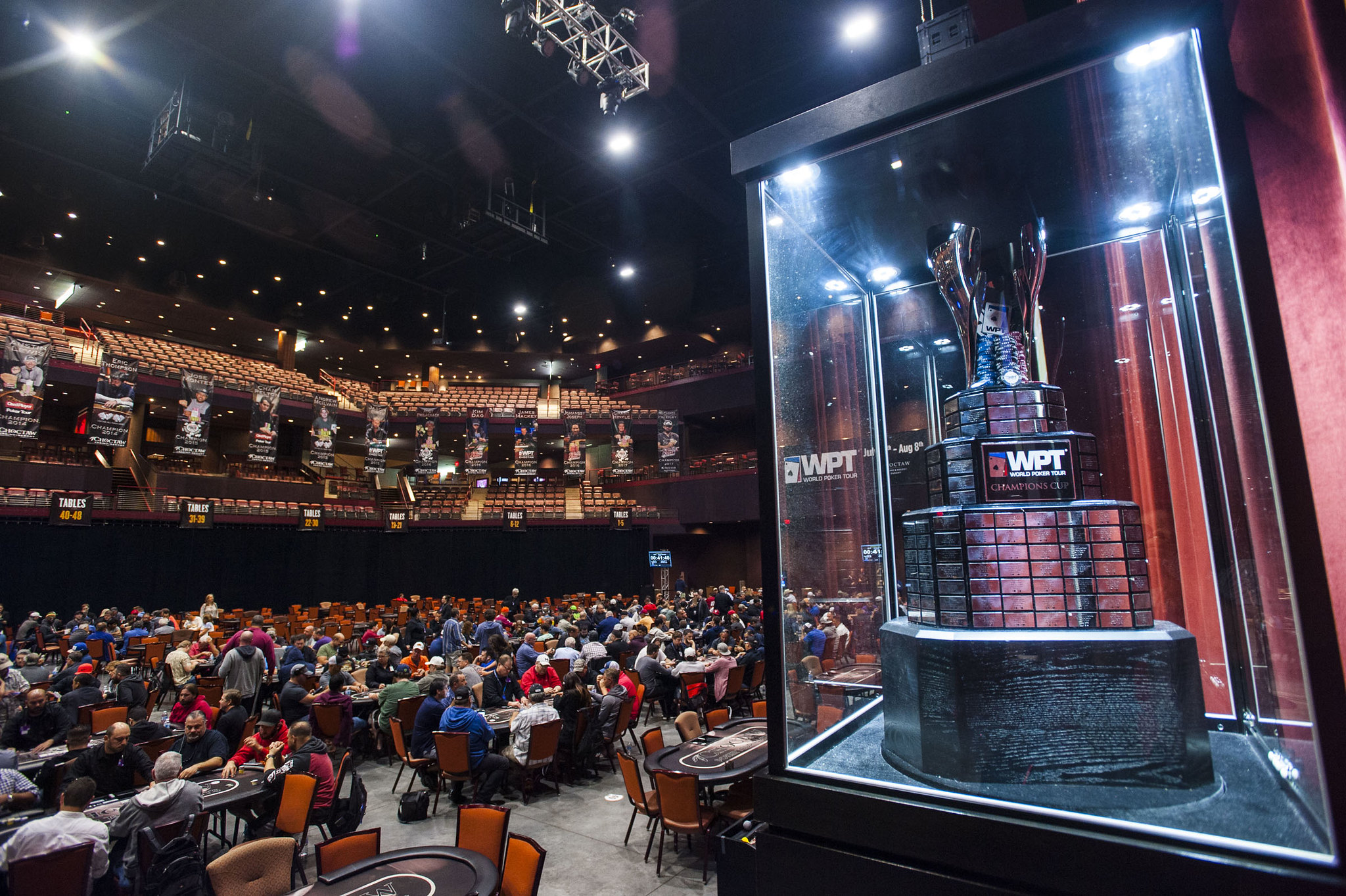 WPT Champions Cup WPT Choctaw