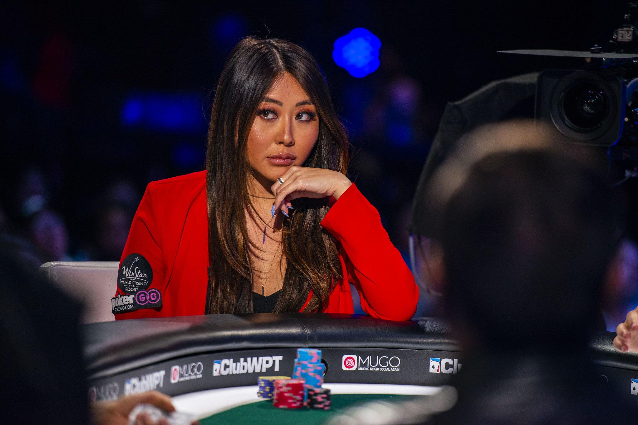 Maria Ho WPT Seminole Hard Rock Poker Showdown Season 2018-2019