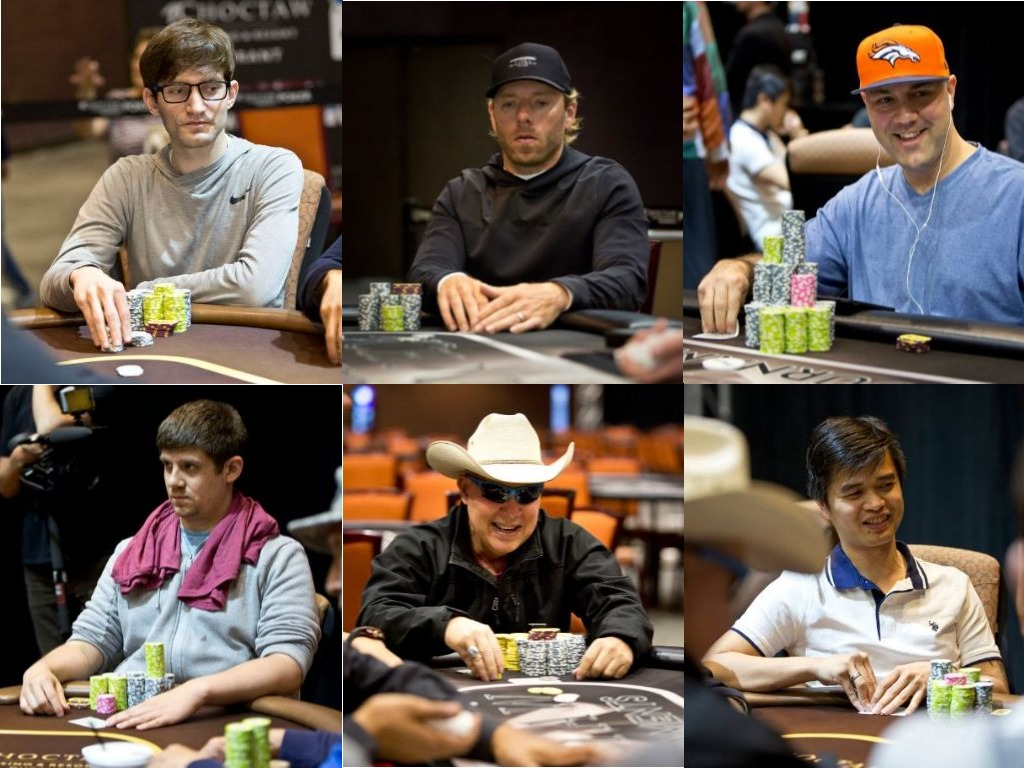 WPT Choctaw Final Table