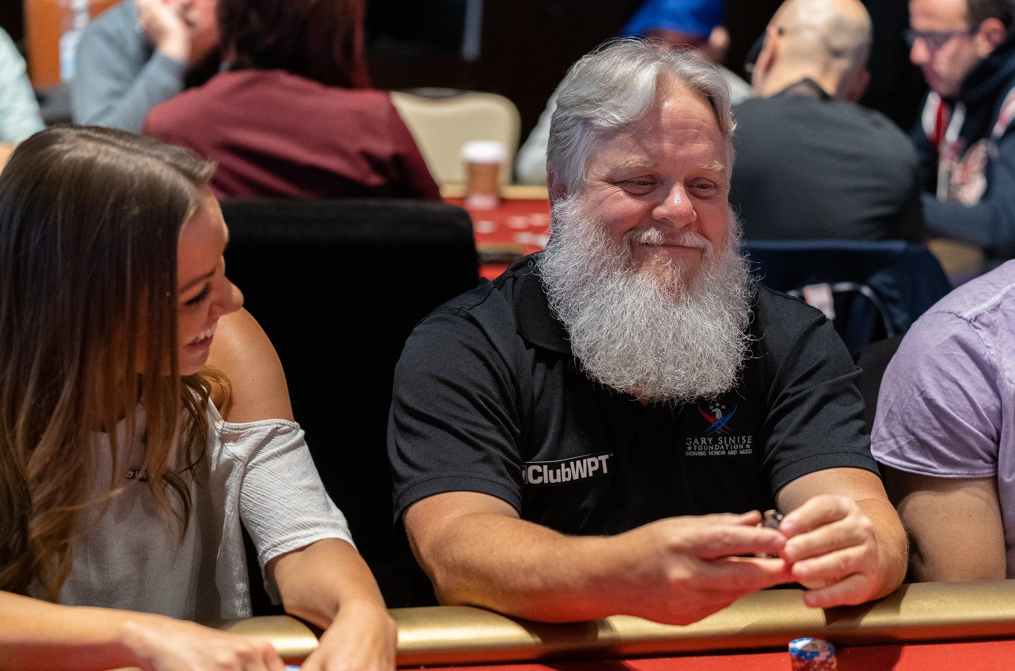 Jeff Center WPT500 Zynga Poker