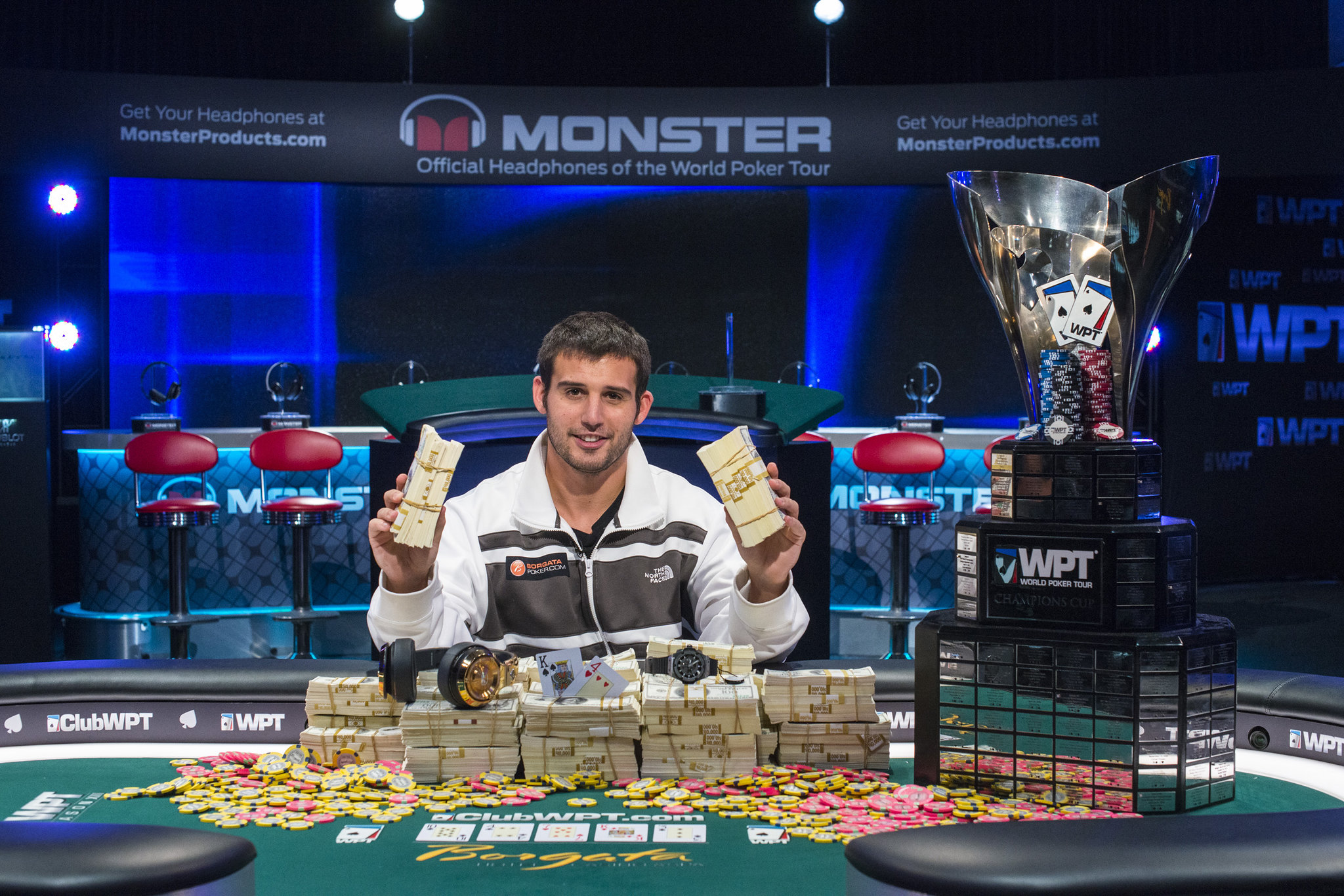 WPT Borgata Poker Open Champion (S13) Darren Elias