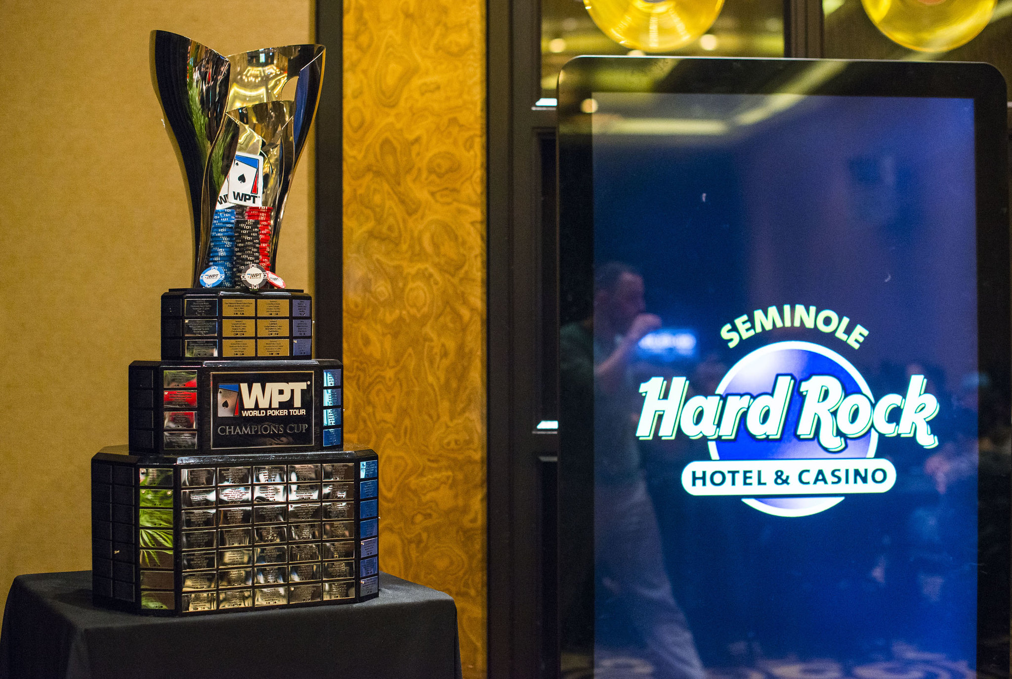 WPT Champions Cup Seminole Hard Rock Lucky Hearts Poker Open