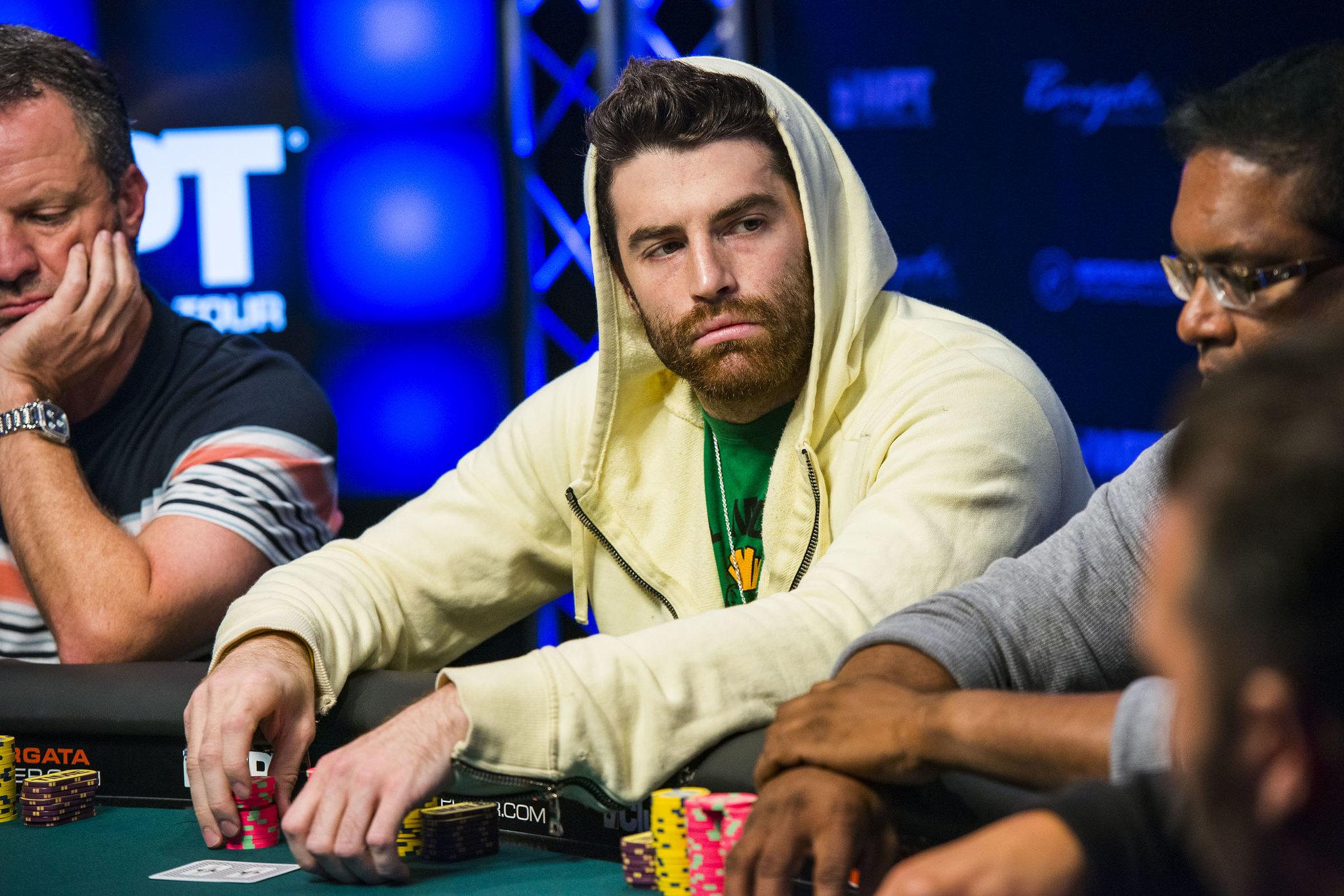 Donald Maloney WPT Borgata Poker Open Season 18