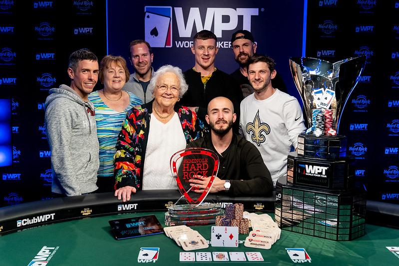 WPT Lucky Hearts Poker Open S18