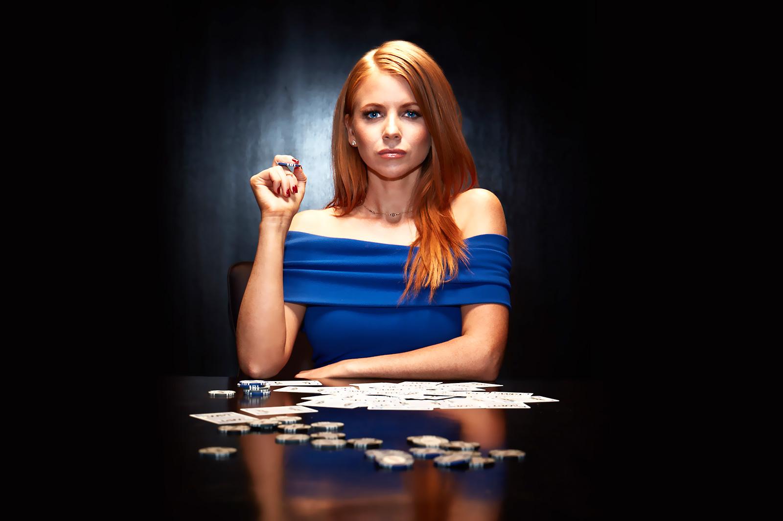 WPT Anchor Lynn Gilmartin, Australian Poker Hall of Fame
