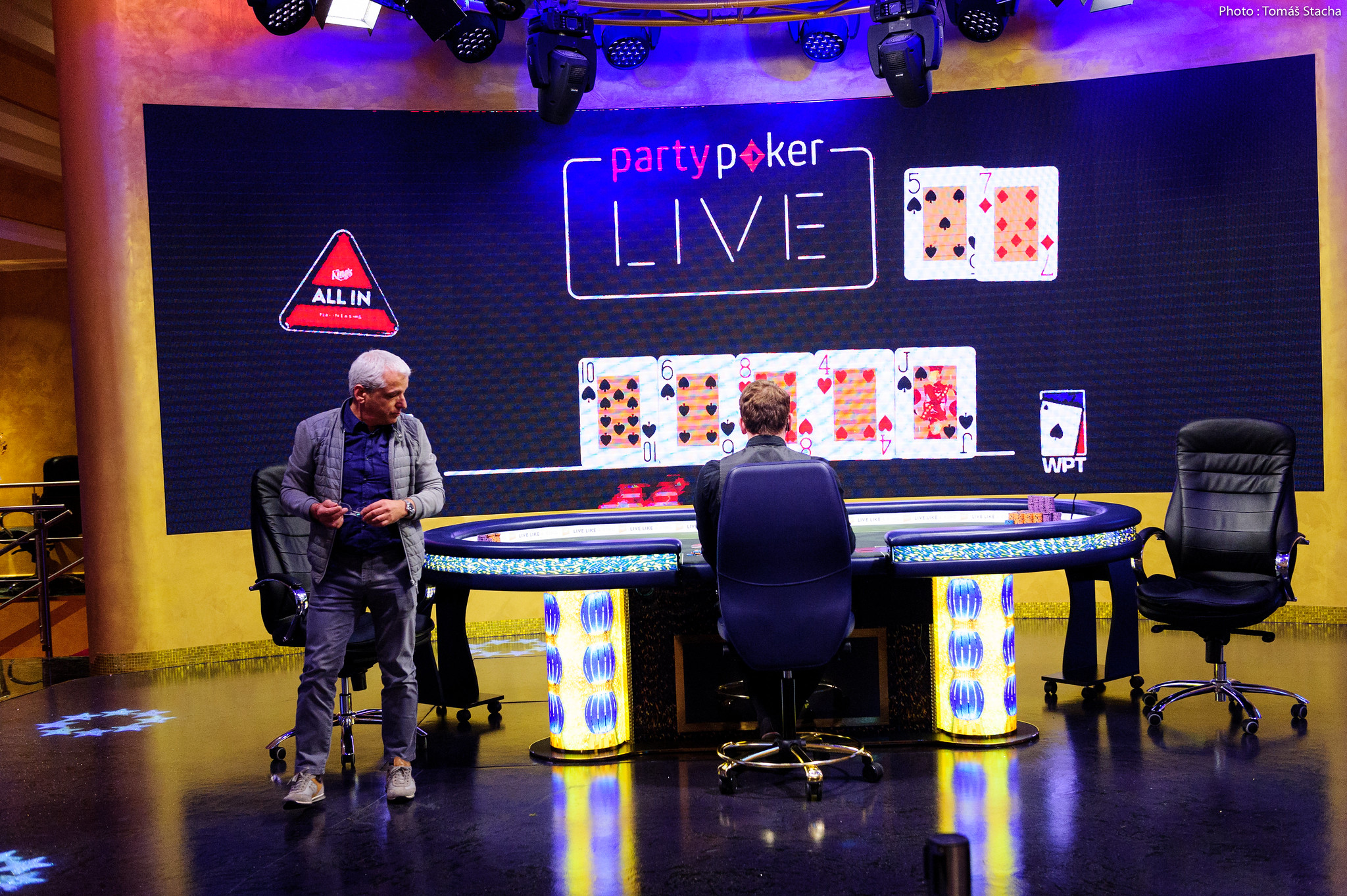 WPT Germany partypoker LIVE Dollars