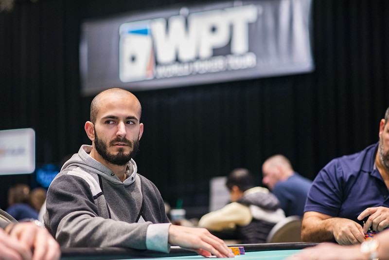Brian Altman WPT Borgata Winter Poker Open Season 18