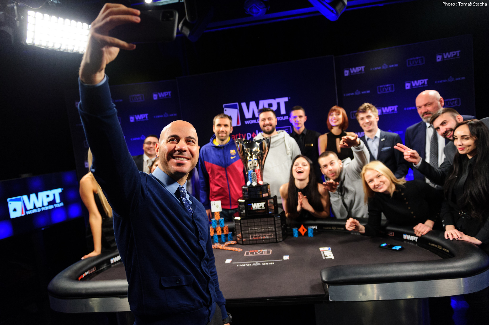 WPT Russia Under the Lights