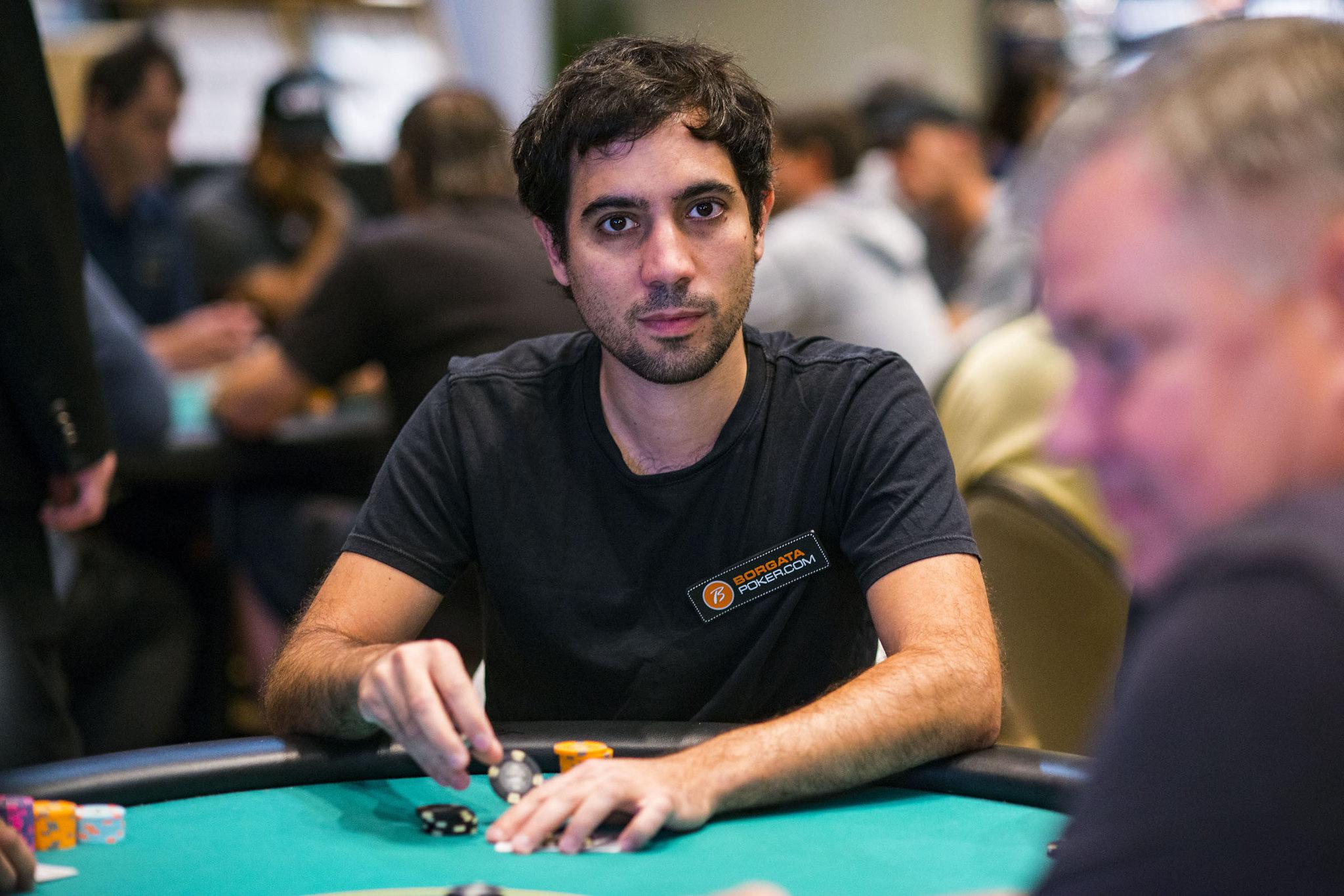 Michael Gagliano WPT Online Poker Open