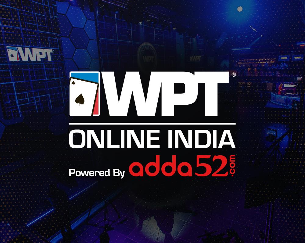 WPT Online India Adda52.com
