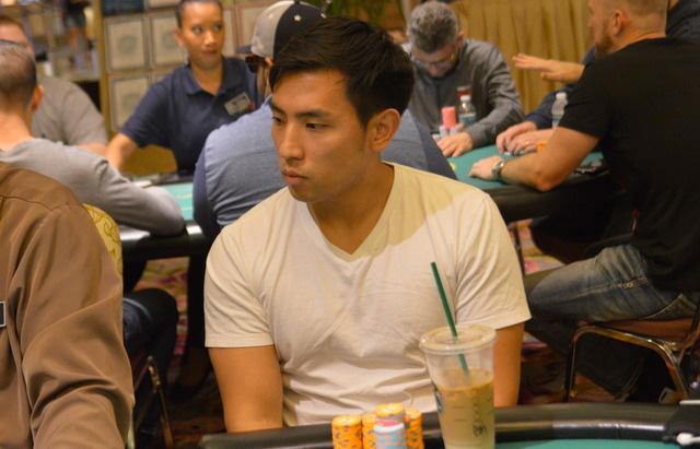Yong Kwon WPT Online Borgata Series
