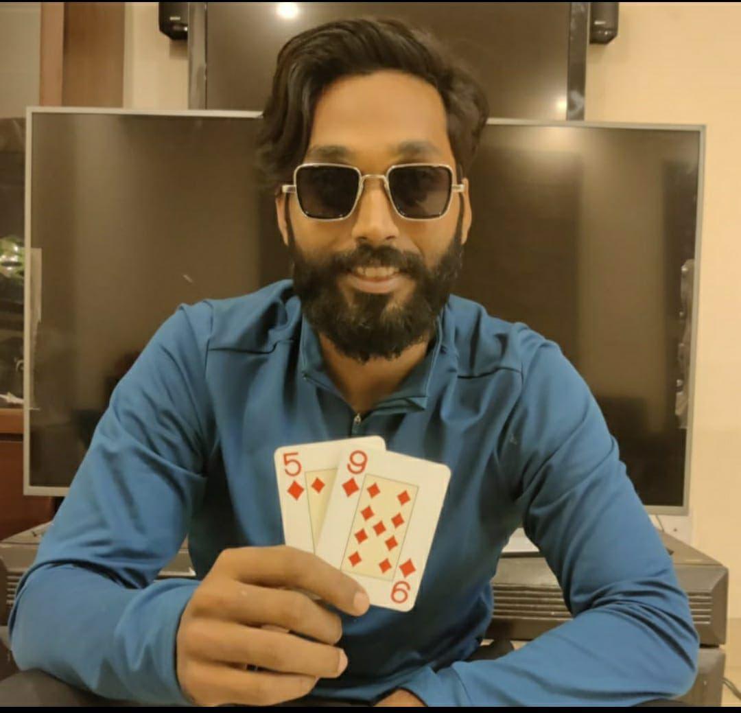 Kumar Sahaj WPT India Online