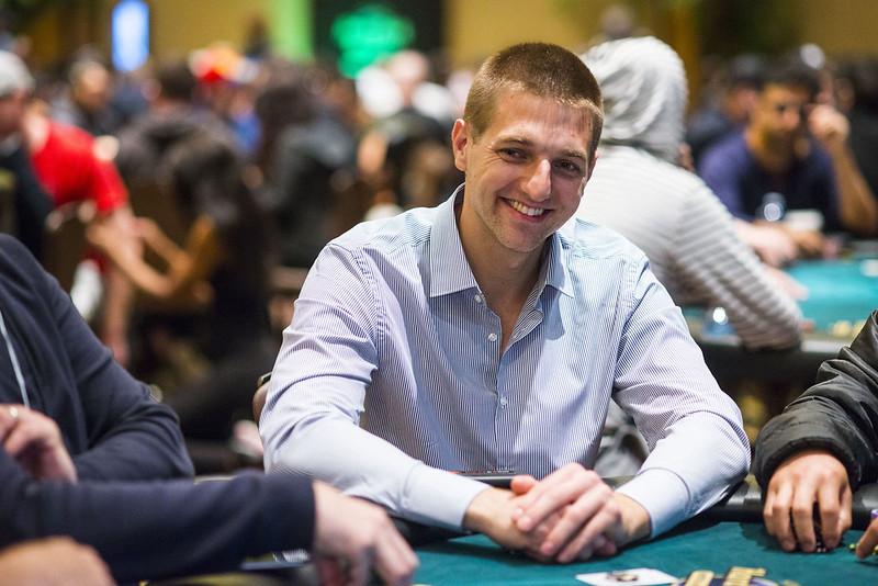 Tony Dunst WPT Seminole Hard Rock Poker Showdown