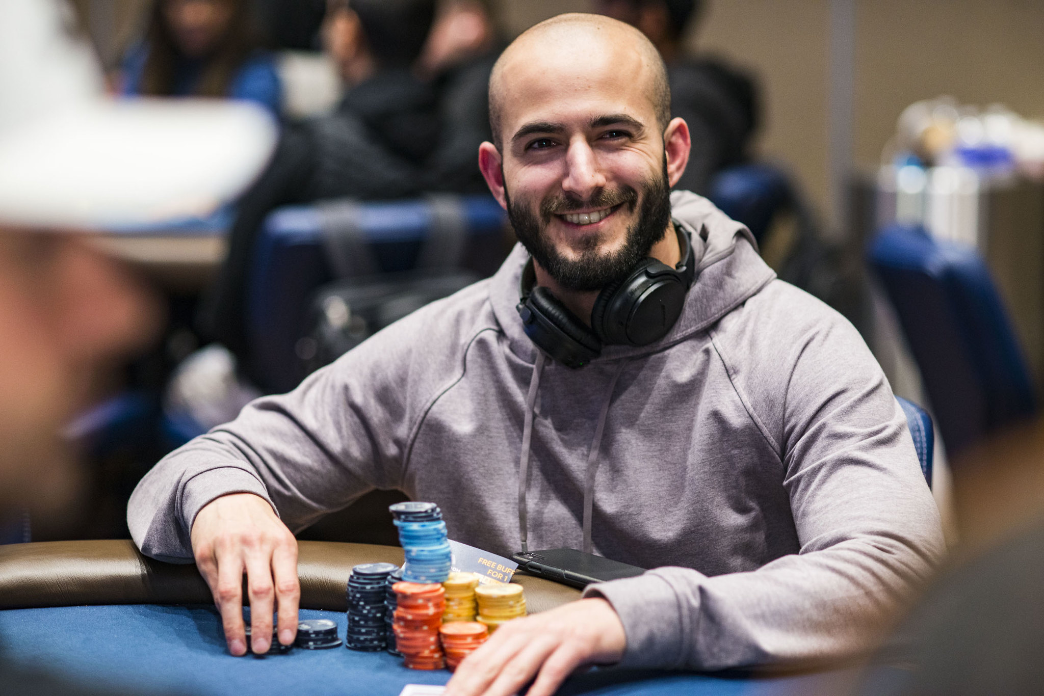 Brian Altman Hublot WPT Player of the Year