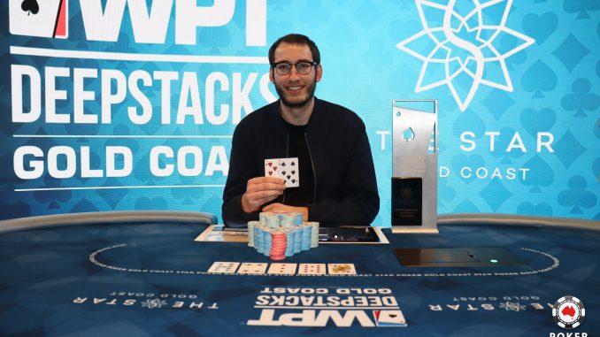 Will Davies WPTDS Gold Coast