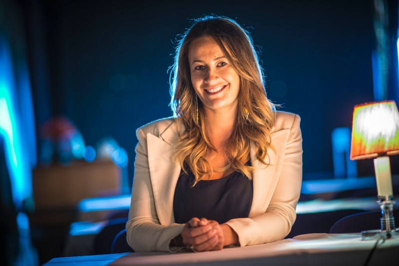 Hermance Blum has been named the Vice President of Marketing for the World Poker Tour.